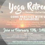 February 19th-24th 2018 – Colibri Yoga Retreat